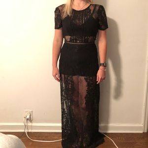 Lovers + Friends Dresses - Lovers + Friends - The Romantic Night Dress